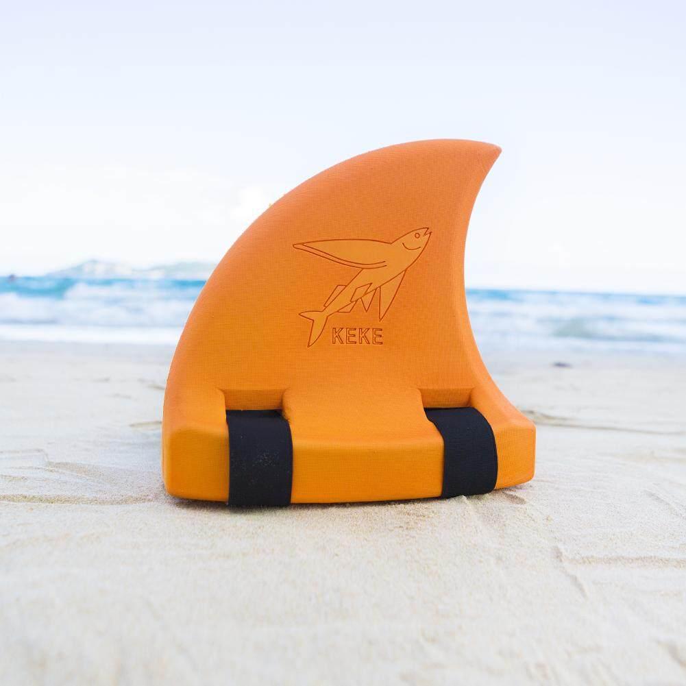 [Newkits] รูปร่างฉลามเด็กว่ายน้ำครีบว่ายน้ำแหวนลอยของเล่นช่วยเหลือลอยว่ายน้ำการฝึกอบรม