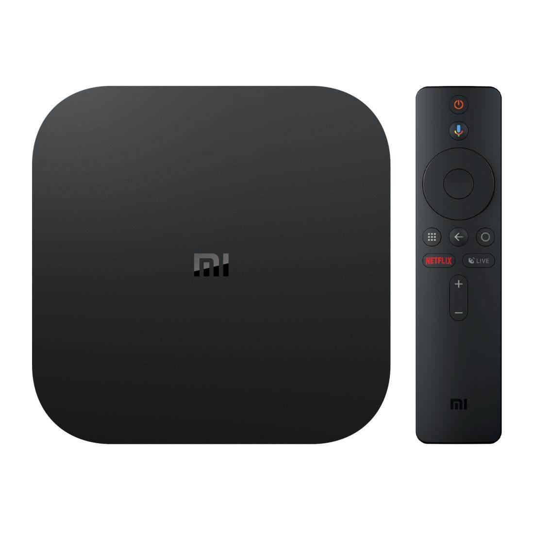 Xiaomi Mi Box S Smart TV Media Player 4K HDR Android 8.1 2GB 8GB Global Version