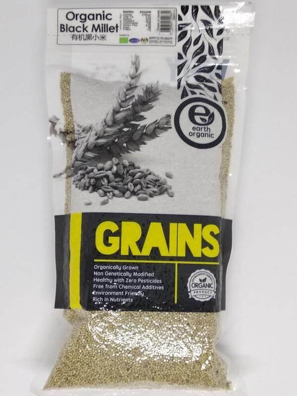 Earth Living Black Millet 500g