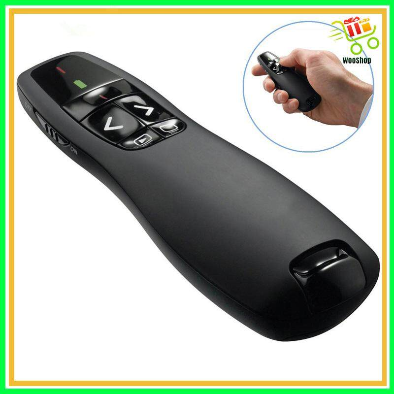 USB WIRELESS Presenter Red Laser Pointer Remote Control for PPT Presentation