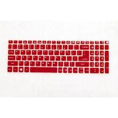 15.6 Keyboard  Protector laptop ACER new Silicone Skin Cover Semitransparent Malaysia