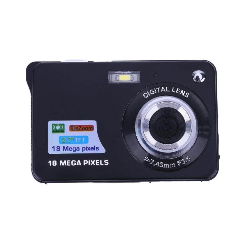 18MP 2.7 TFT LCD Digital Camcorder Camera DV 8X Digital Zoom HD (Black)
