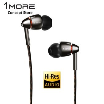 Harga 1MORE E1010 Quad Driver In-Ear Headphones