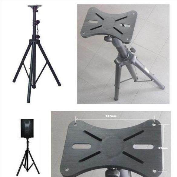 1Pcs SPS-502 Heavy Duty Speaker Stands Support 8 inch / 10 inch / 12 Inch /15 Inch And More Speaker