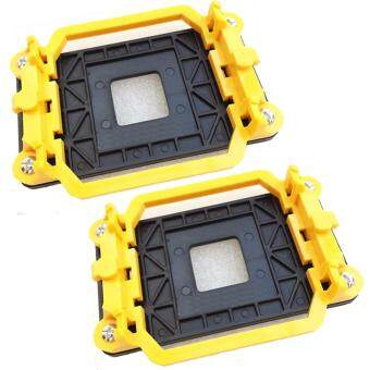 2 Pcs CPU Radiator Fan Holder Computer Desktop Mainboard BracketBase Mount 95*48mm for AMD / AM2 / AM3 / AMD 940