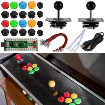 Danilo Wulf: Shop Online 2 Players Zero Delay Arcade Game DIY Kits