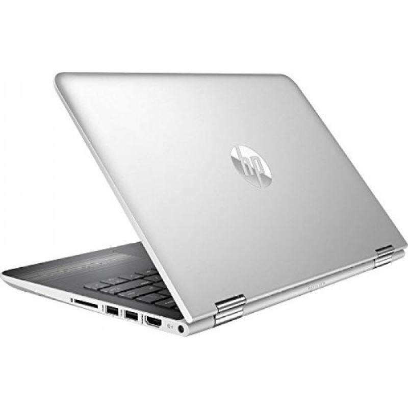 2017 HP Pavilion X360 Premium Performance 2-in-1 11.6 IPS Touchscreen Laptop, Quad Core Intel Pentium Processor, 4GB RAM, 500GB HDD, B&O Play Audio, HDMI, 802.11ac, Webcam, No DVD, Windows 10-Silver Malaysia