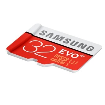 (2017 Model) Samsung 32GB EVO Plus up to 95mb/s Class 10 Micro SDXC with Adapter - SAMSUNG MALAYSIA OFFICIAL WARRANTY