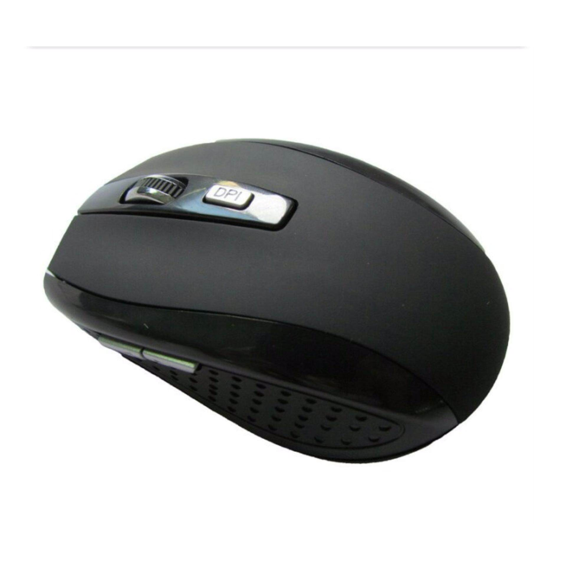 2.4 ghz wireless Bluetooth mouse for PC laptop (with battery) Malaysia