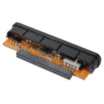 "2.5\"" USB 2.0 IDE Hard Drive Disk HDD External Case Enclosure Boxfor Laptop PC (Black)"