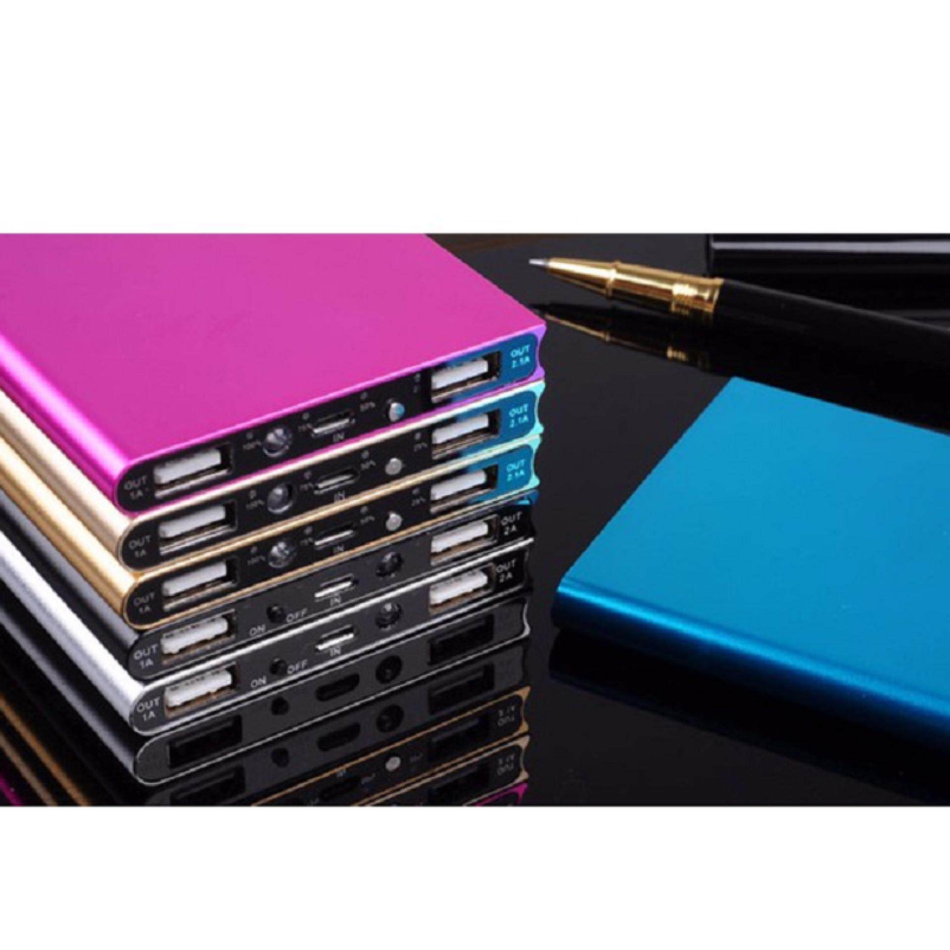 2x 48,000 mAh Super Thin Powerbank with Backlight (CLEARANCE SALE BELOW COST)