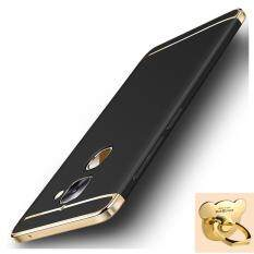 3 in 1 Ultra thin PC with Bear ring hard cover case phone .