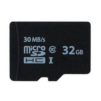 Harga 32gb MicroSD XC stick Real Capacity blue Micro Sd Card Class10Memory Card 32G TF Card Microsd WITH Adapter