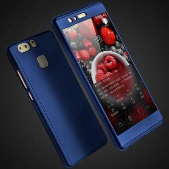 360 Degree Full Body Protective Case 2 in 1 Frosted Matte Hard PCCover for Huawei P9