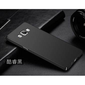 360 Degree Protective Case Ultra Thin PC Hard Case for SamsungGalaxy A5/A5 2015(Black)