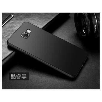 360 Degree Protective Case Ultra Thin PC Hard High quality classicCase for S amsung Galaxy A5 2016(Black)