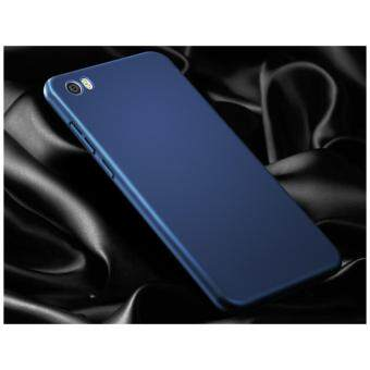360 Degree Protective Case Ultra Thin PC Hard High quality classicCase for Xiao m i M i Note(Blue)