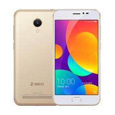 360 F5 Quad-core CPU 2GB+16GB FDD-LTE 5.0 Inch 1280 720 Pixels Google Play Fingerprint Smartphone Gold