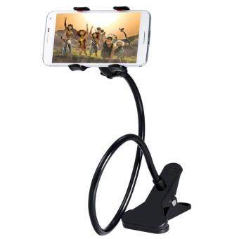 Harga 360 Rotating Flexible Lazy Bed Desktop Tablet Car Selfie Mountbracket