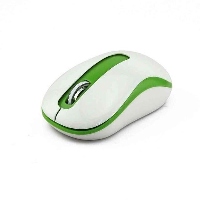 Mouse 3D Mini Optik Optik Mouse 1600 DPI Permainan Komputer Tikus Anda Anak Murah Mouse untuk