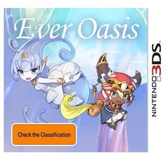 Harga 3DS EVER OASIS