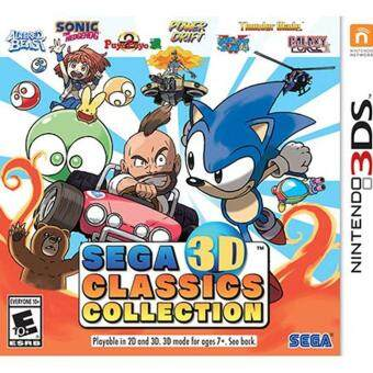 Harga 3DS SEGA 3D CLASSICS COLLECTION(US)