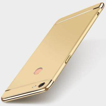 3in1 Ultra-thin Electroplated PC Back Cover Case for Oppo F5
