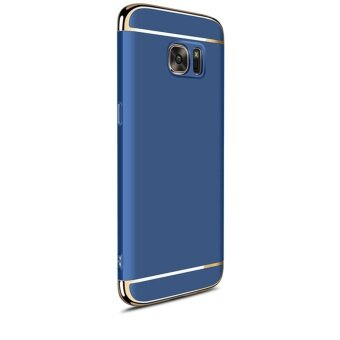 Features 3in1 Ultra Thin Electroplated Pc Back Cover Case For