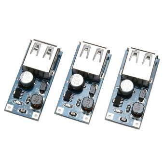3pc DC Step-up Boost Module USB Power Boost Circuit Board 0.9V 5V to