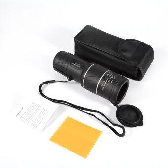40 x 60 HD Vision Telescope Pocket Focus Monocular Night Vision Green Film Optics Monocular