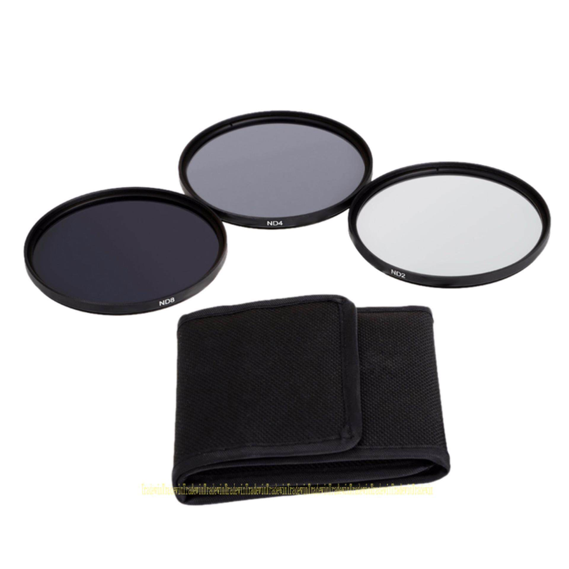 40.5mm Fader ND Neutral Density Photography Filter Kit Set for DLSR Camera - intl