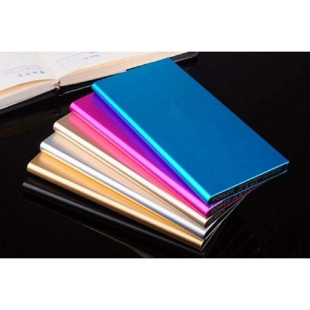 48,000 mAh Super Thin Powerbank with Backlight- 5 Colors - FREE SHIPPING - LOWEST IN TOWN