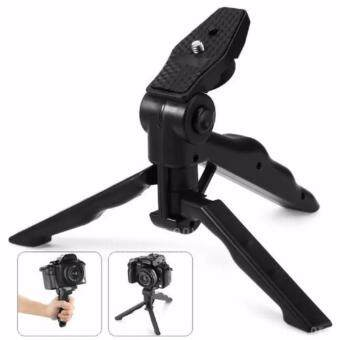 4Connect Portable 2 in 1 Handheld Grip Mini Tripod for ActionCamera Digital Camera Camcorder