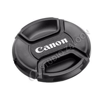 52mm Snap-On Lens Cap With Canon Logo