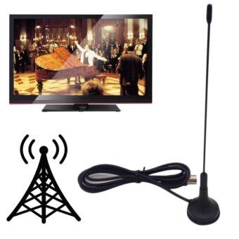 5dBi Digital DVB-T TV Antenna Freeview HDTV Antenna Aerial Booster For DVB-T