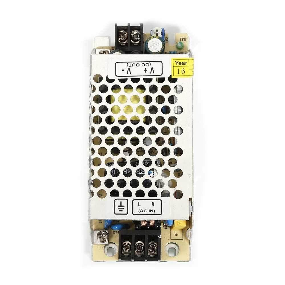 Amp 48 Watt Pengalihan Catu Daya Sopir Transformator Untuk Source · 5V 12V .