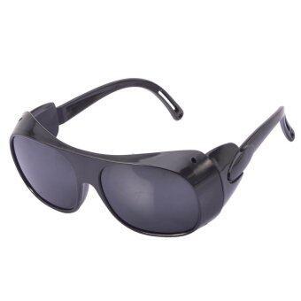 600~700nm Red Laser Safety Glasses Laser Protective Goggles Eyewear- Black