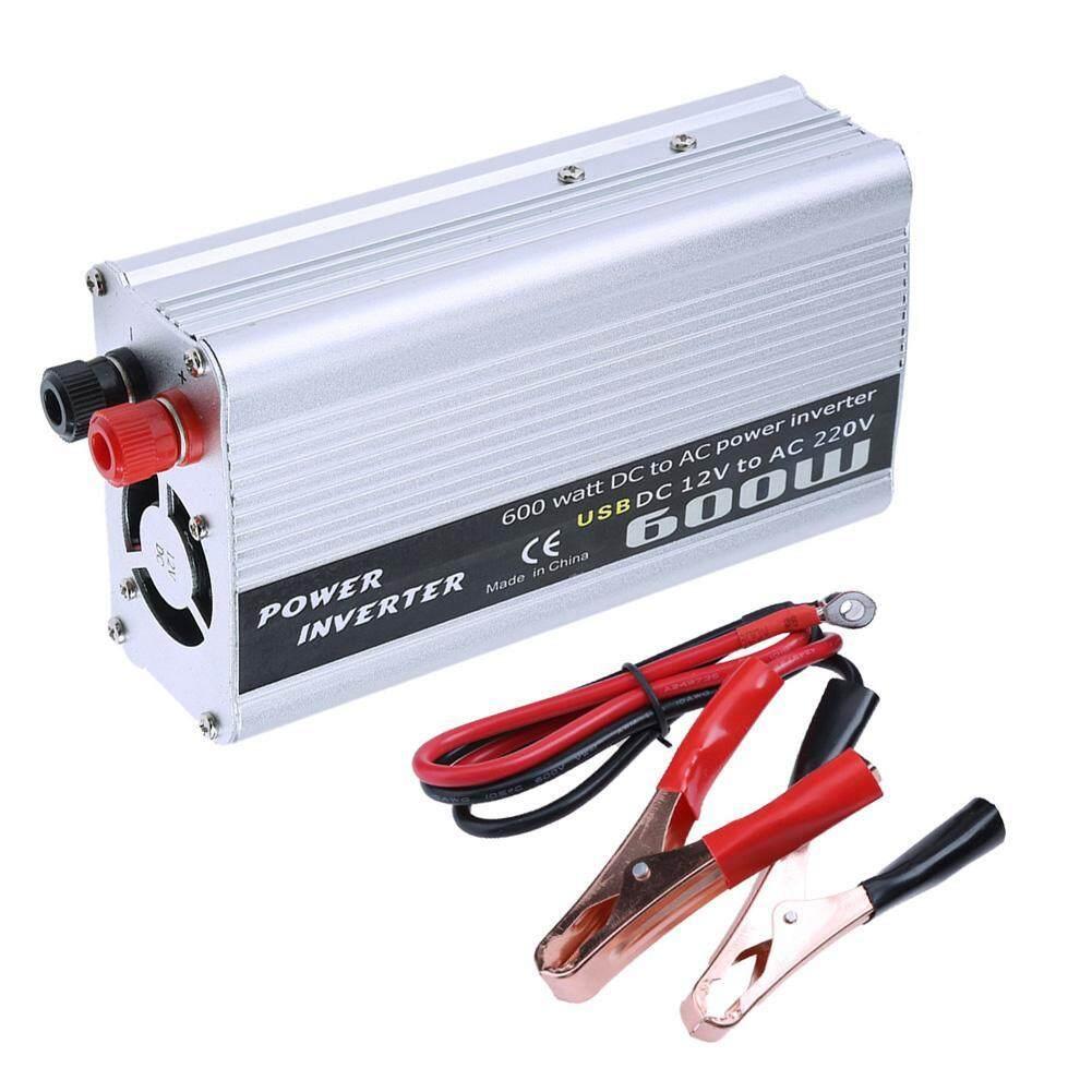 Off Grid Tie Inverter 600W Pure Sine Wave Inverter DC24V to AC220V Converter ,Surge Power