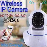 720P CCTV IP 2 Way Audio Wireless Network Internet Wifi Night Version
