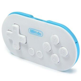 8Bitdo Zero MINI Bluetooth Game Controller Gamepad Remote Shutter (Blue) - 2