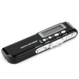 Review Terbaik 8 Gb 650 Jam Layar Lcd Digital Usb Audio Perekam Suara Mesin Imla Mp3 Pemain