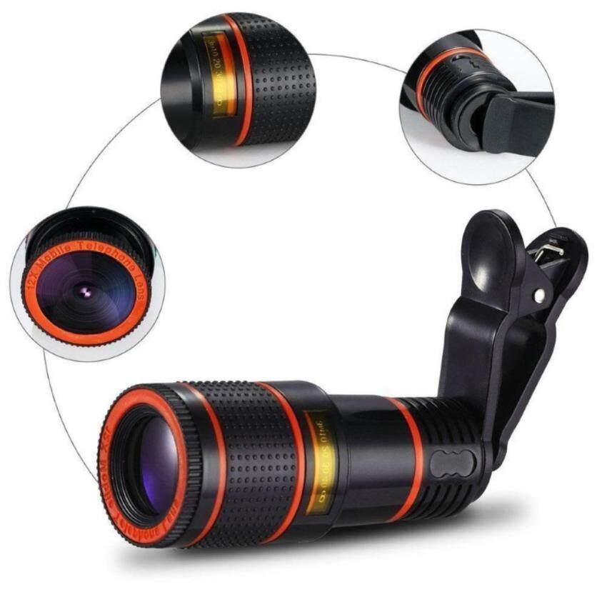 8X Zoom Phone Camera Telephoto Telescope Lens Clip Mobile Phone Handph