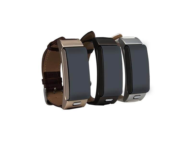 A9 Bluetooth Pintar Pergelangan Tangan Jam Tangan Tahan Air Gelang Olahraga Bluetooth Earphone untuk IOS Android