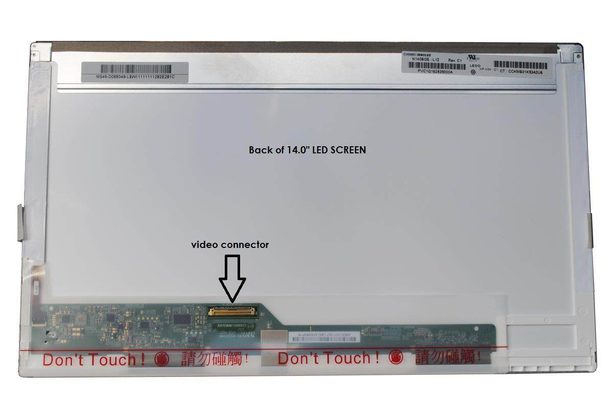 Acer Aspire 4250 3479 Laptop Screen Panel Malaysia