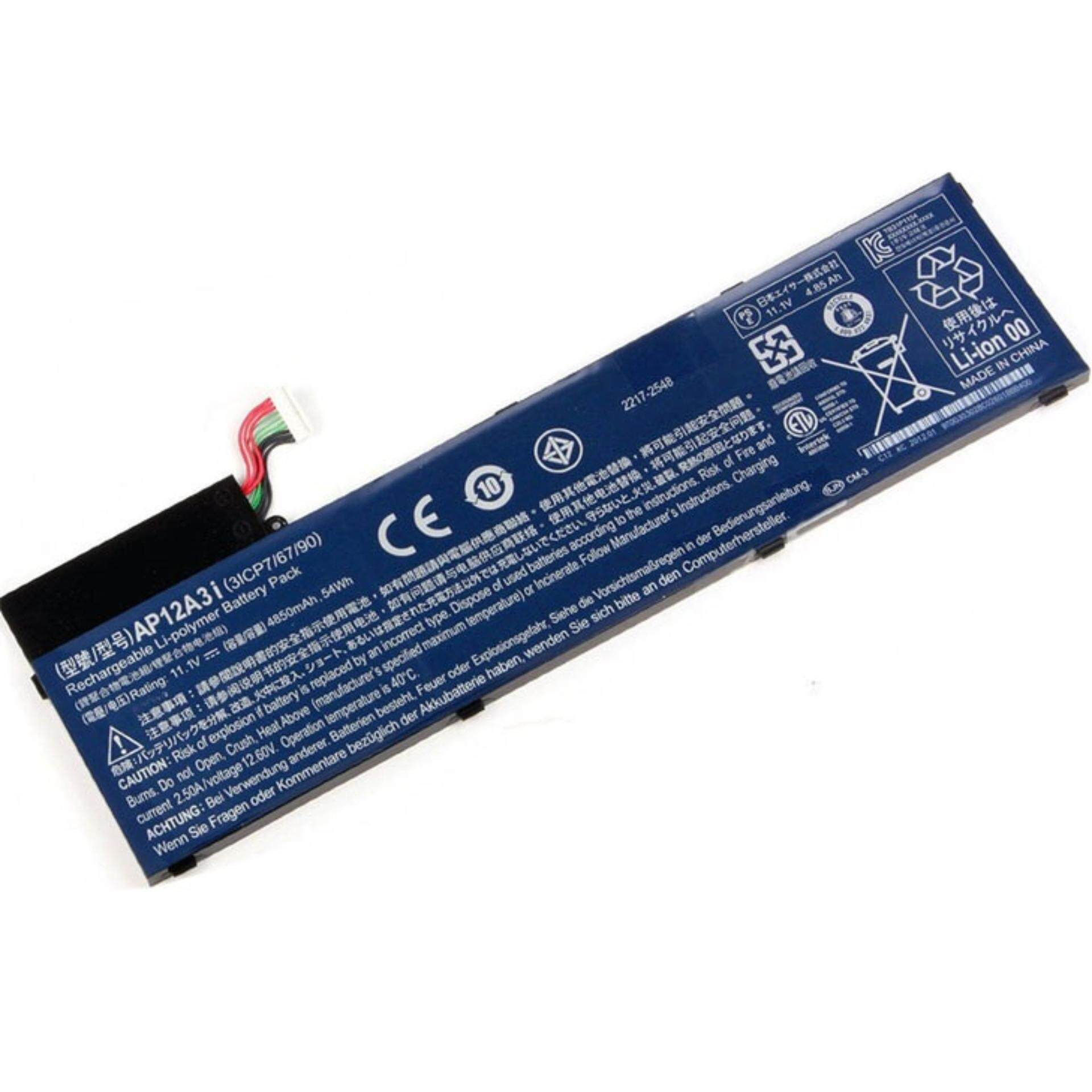Acer Aspire M3-581T-32364G52Mnkk Laptop Battery