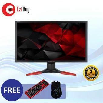 "Acer Predator XB281HK 28\"" UHD 4K Gaming Monitor - UM.PX1SM.001 *Free Combo Set"