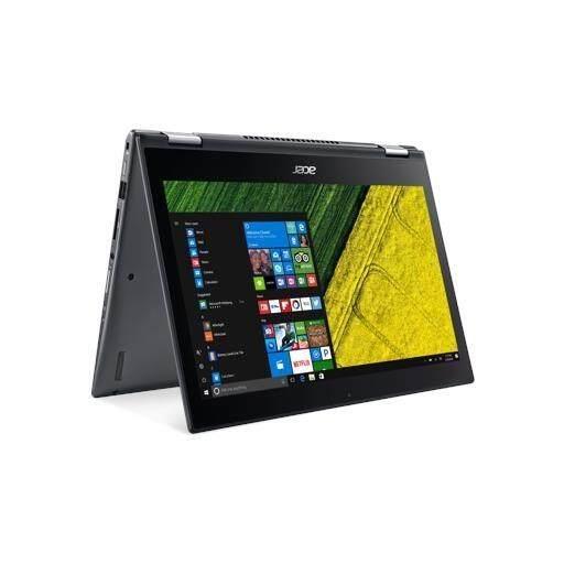"ACER SPIN 5 SP513-52N-58QD 13.3"" LAPTOP (I5-8250U, 8GB, 256GB SSD, INTEL 620, W10H )  STEEL GREY"