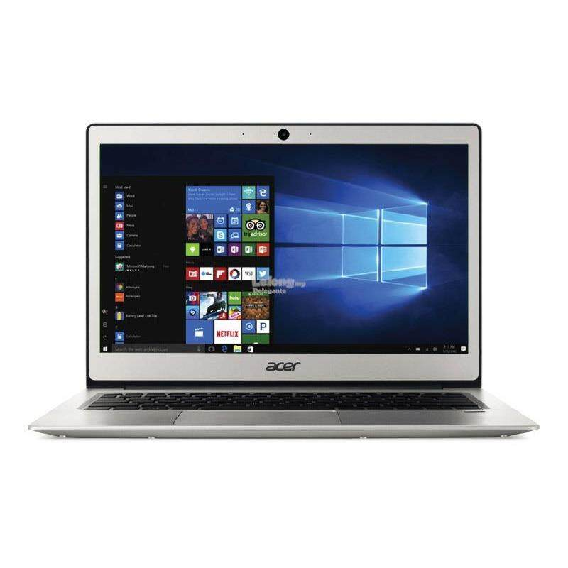 "Acer Swift 1 SF113-31-P08A/P6GS/P8AJ 13.3"" Laptop/ Notebook (N4200, 4GB, 128GB, Intel, W10H)"