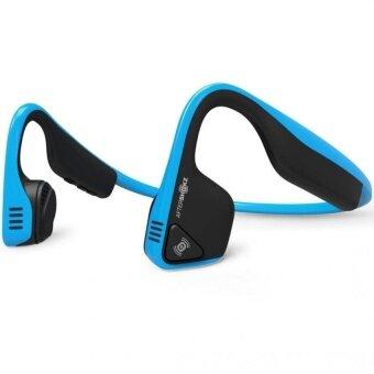 AfterShokz Trekz Titanium Wireless Bone Conduction Headphones (Ocean Blue)