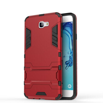 Airress TPU/PC 2in1 Armor Rugged Military Grade Phone Case CoverFor Samsung Galaxy On7 (